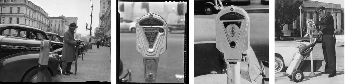 Оборудование для первых платных парковок