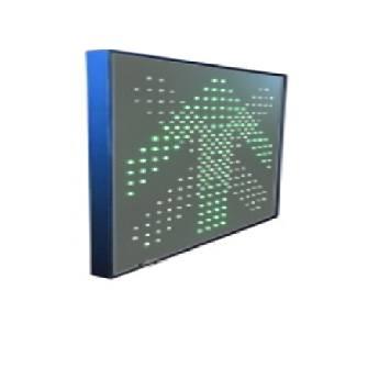 Реверсивный светофор для современных подземных паркингов
